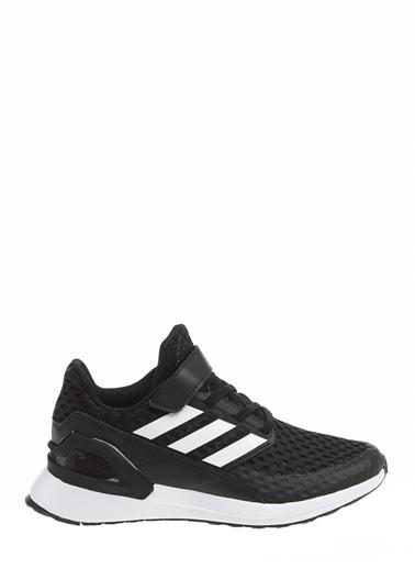 adidas Adidas Çocuk Koşu - Yürüyüş Ayakkabısı Rapidarun El K Ef9258 Siyah